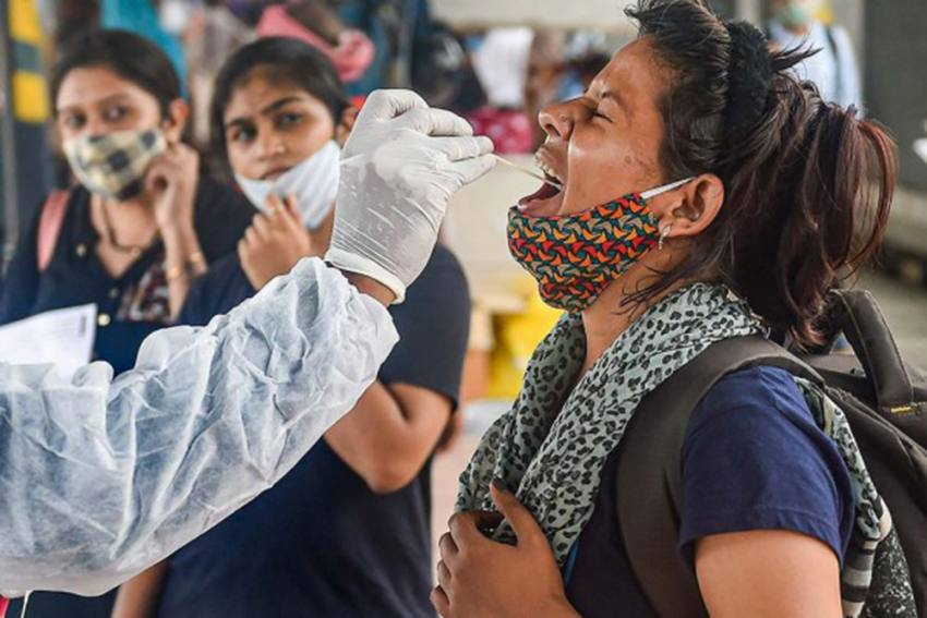 54 Districts Reported Over 10% Covid Positivity Rate Last Week: Union Health Ministry