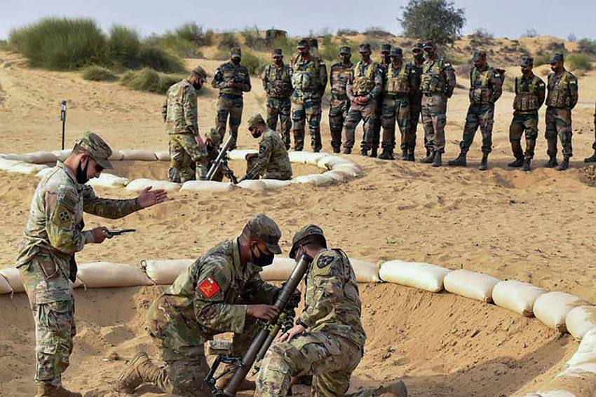 Indian Army To Conduct 13 Day Long Military Exercise With Russian Counterpart From August 1