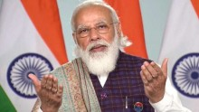 PM Asks BJP MPs To Involve Village People In Celebrations Of 75th Year Of Independence