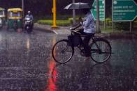 Delhi Faces Waterlogging And Traffic Congestion Due To Heavy Rains