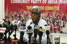 Jungle Raj Prevailing In Tripura: CPI-M Leader Manik Sarkar On Detention Of I-PAC Members