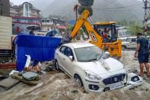 Himachal Pradesh: 1 Dead, 10 Missing As Cloudburst Causes Floods