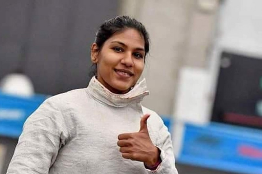 Tokyo Olympics: Fencer Bhavani Devi Says Need To Work On Her Technique