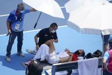 'I Can Die': Tennis Star Daniil Medvedev Survives Extreme Heat At Tokyo Games