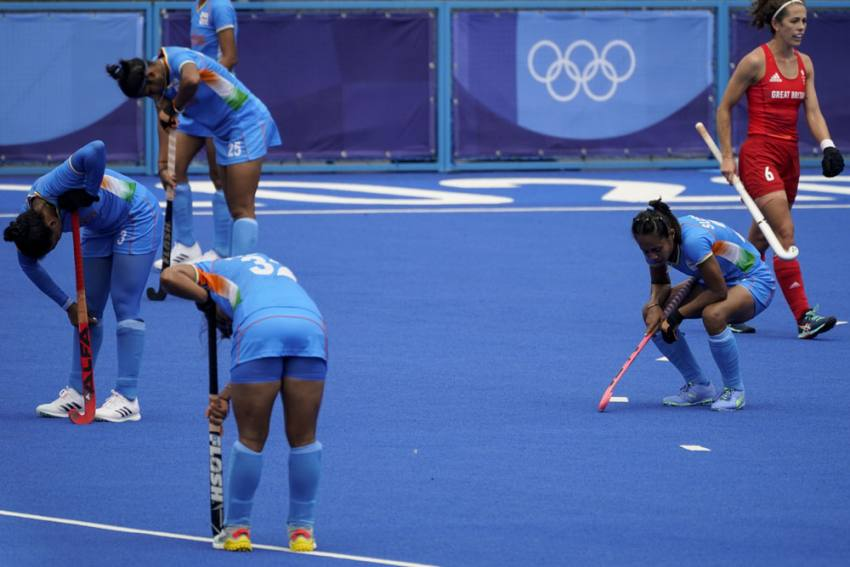 Tokyo Olympics: India Lose 1-4 To Great Britain In Women's Hockey Group Match