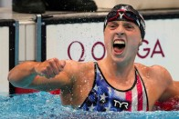 Tokyo Olympics, Wrap: Katie Ledecky Wins Gold, Simone Biles Drops Out Of All-around