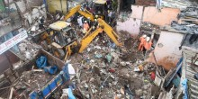 Mumbai Building Collapse Causes Injury to Six People, Including A Fireman