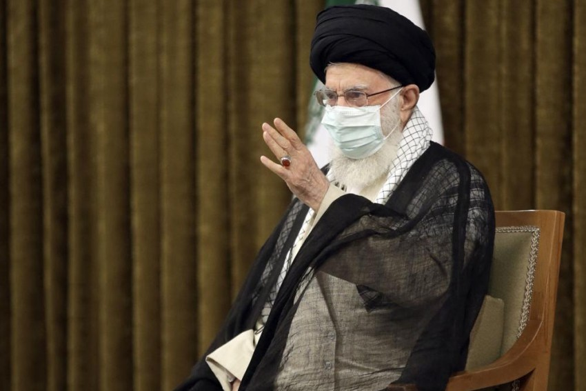Nuclear Talks Stalled, Iran's Supreme Leader Attacks The United States