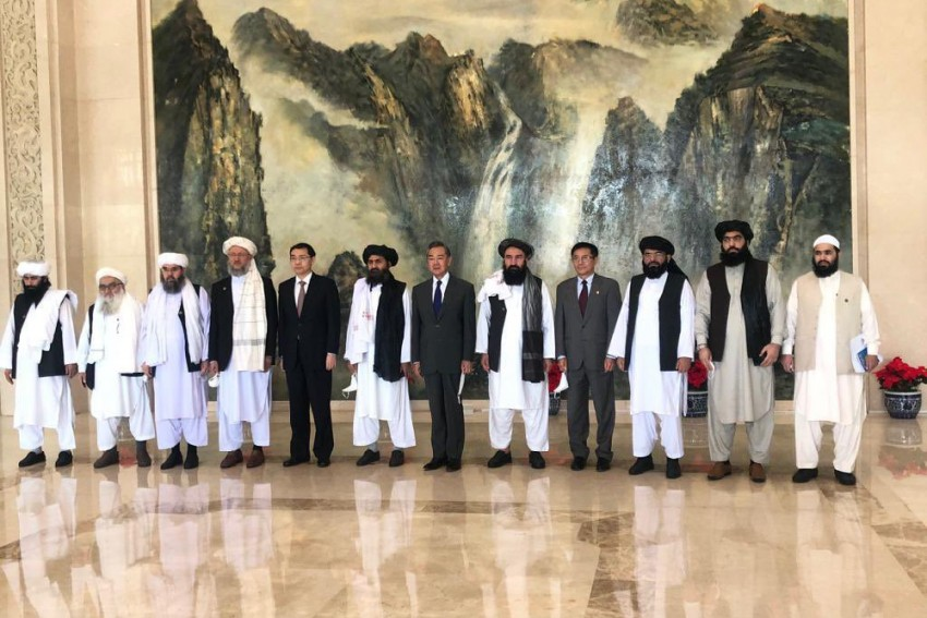 Taliban-China: Chinese FM Pledges To Not Let Anyone Defame Afghanistan Under Taliban