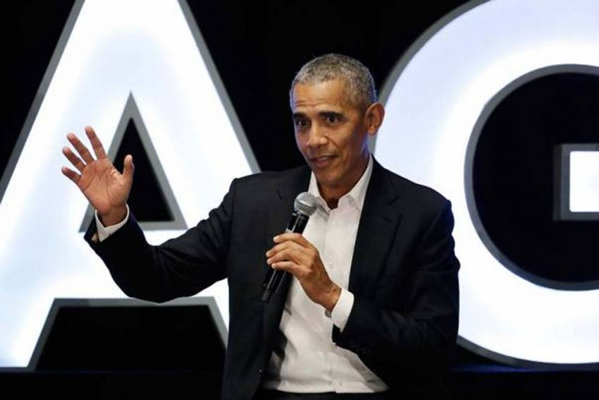 Former US President Barack Obama Buys Stake In NBA's Africa Business