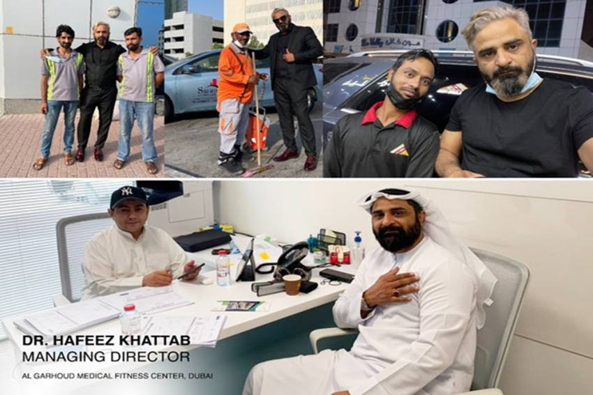 Get To Know About Waseem Amrohi Emotional, Empathetic Side, & His Great Contribution To People In Dubai | His journey Towards Philanthropy