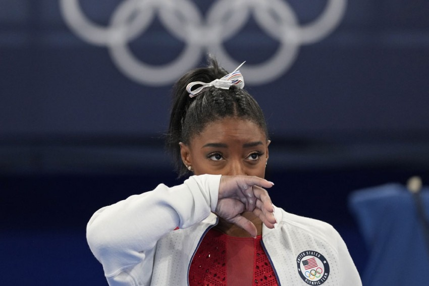 Tokyo Olympics: Simone Biles Withdraws From All-around Gymnastics Competition