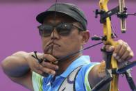 Tarundeep Rai Exits From Tokyo Olympics, Loses Archery Shoot-off In Second Round