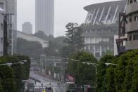 Tokyo 2020: Tropical Storm Nepartak Spares Olympics, But Dumps Rain On Northern Japan