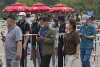 China Mandates Negative Covid Test For Drivers Leaving Jiangsu Province As Cases Spike