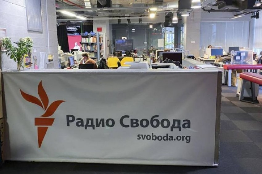 Another Russian Journalist's Home Raided Ahead of Prez Elections