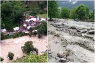J&K Cloudburst: 5 Dead, 25 Missing Amid Flash Floods In Kishtwar