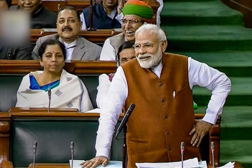 Parliament Disruption: How BJP Is Getting A Taste Of Its Own Medicine
