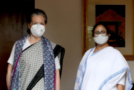 To Defeat BJP, We Have To Work Together: Mamata Banerjee Meets Sonia Gandhi