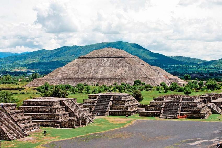 The Harappa of Mesoamerica