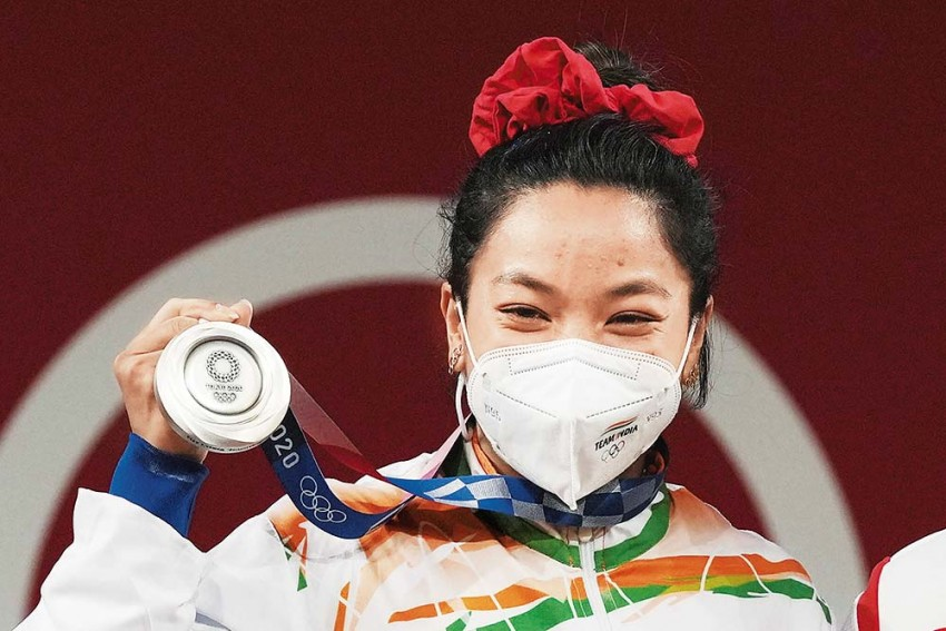 Mirabai Chanu Fires A Medal-Starved Nation's Dreams