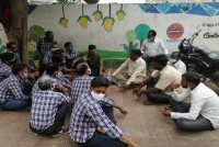 Contractual Workers At IOCL Allege Caste Discrimination; Go On Strike