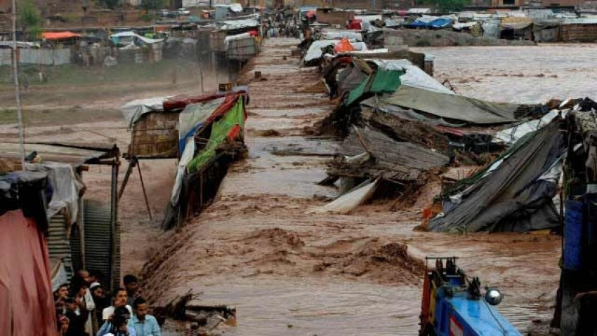 Taliban: Flooding Kills 150 In Northeastern Afghanistan