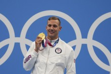Tokyo Olympics: Caeleb Dressel Lives Up To The Hype