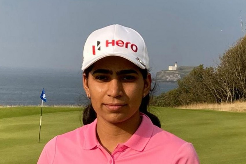 Diksha Dagar Gets Late Tokyo 2020 Olympics Ticket, To Compete In Women's Golf