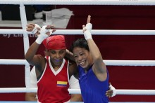 Mary Kom Crashes Out Of Tokyo Olympics, Why Wasn't She Wearing India Jersey?