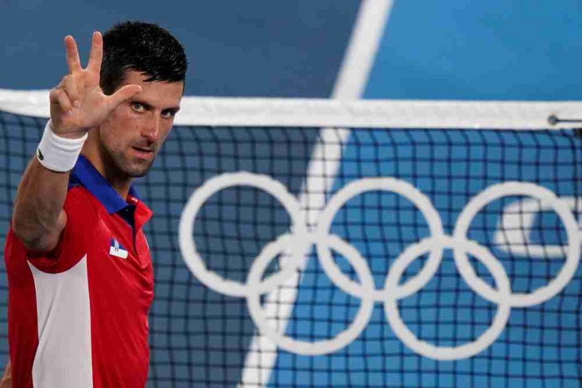 Tokyo Olympics: Novak Djokovic's Golden Slam Dream Alive, Beats Kei Nishikori To Enter Semis