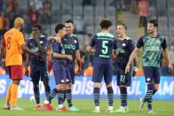 PSV Eindhoven Advance In Champions League Play-offs After 2-1 Win At Galatasaray