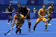 Tokyo Olympics: South Africa Men Stun Hockey Giants Germany
