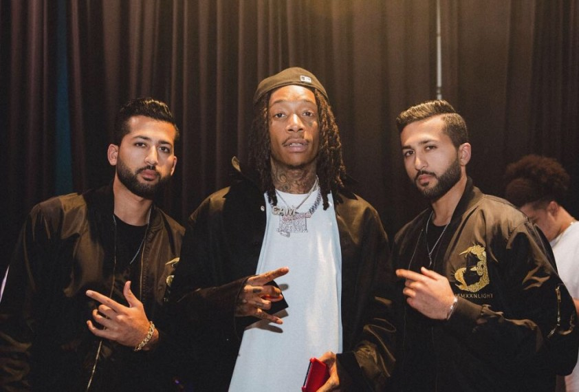 Words Can't Describe How We Feel: Indie Music Duo THEMXXNLIGHT On Their Collaboration With Wiz Khalifa