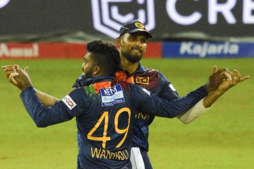 SL vs IND, 3rd T20: Wanindu Hasaranga (4/9), Dhananjaya de Silva Help Sri Lanka Beat India, Win Series - Highlights
