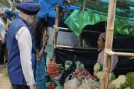 Consignment Of 'King Chilli' From Nagaland Exported To London: Hardeep Singh Puri