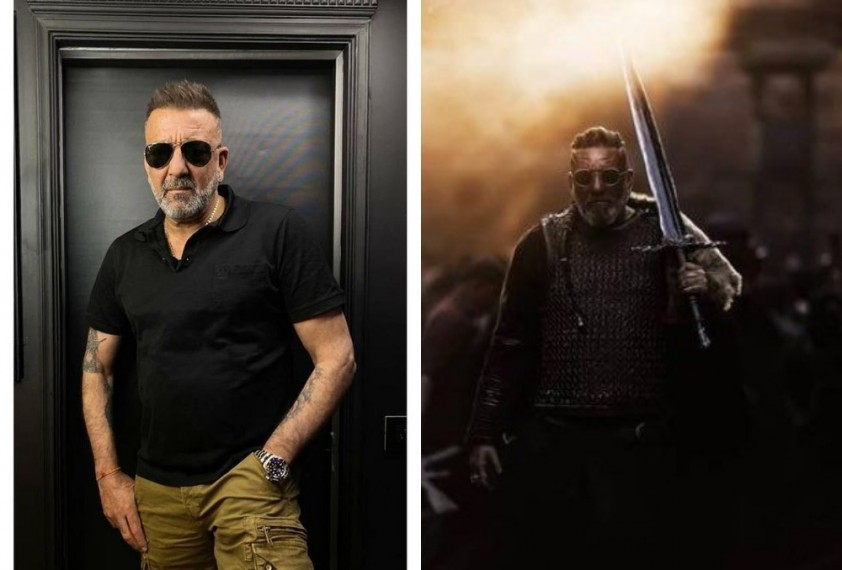 'KGF Chapter 2: Production Launches New Poster To Celebrate Sanjay Dutt's Birthday