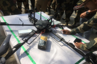 BJP: Chinese Sitting In Pakistan Responsible For Drone Attacks