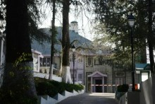 Vulnerable Shimla: Wall Caves In At CM's Official Residence, 10 Families Evacuated