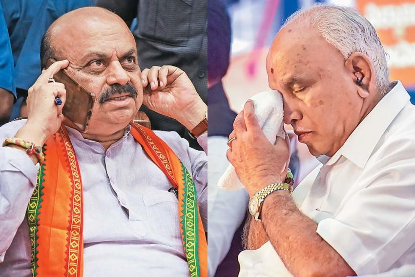 BSY To Bommai, BJP Plays It Safe In Karnataka With Lingayat Lineage