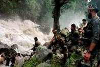 J&K Cloudburst: Joint Operation By Police, Army, SDF In Full Swing To Trace Missing Persons