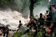 J&K Cloudburst: Joint Operation By Police, Army, SDF In Full Swing To Trace Missing People