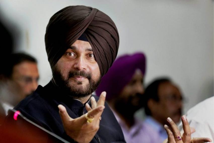 Navjot Sidhu Meets Party Workers, Lists 'Five Key Issues' Faced By Punjab