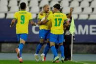 Copa America: 10-Men Brazil Beat Chile 1-0, Enter Semifinals