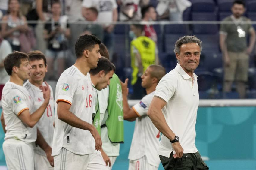 Euro 2020: Top-scoring Spain With Concerns Up Front