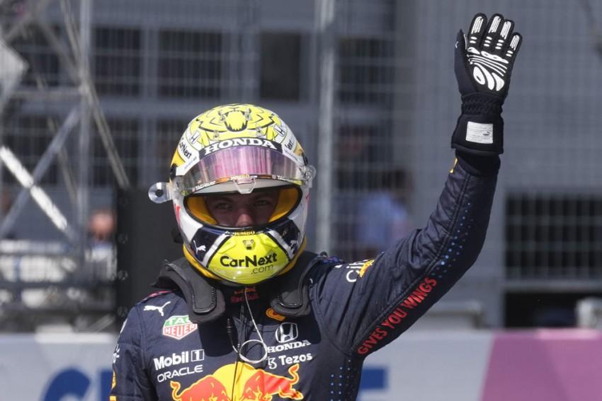 Austrian Grand Prix: F1 Leader Max Verstappen Takes Pole; Lewis Hamilton 4th
