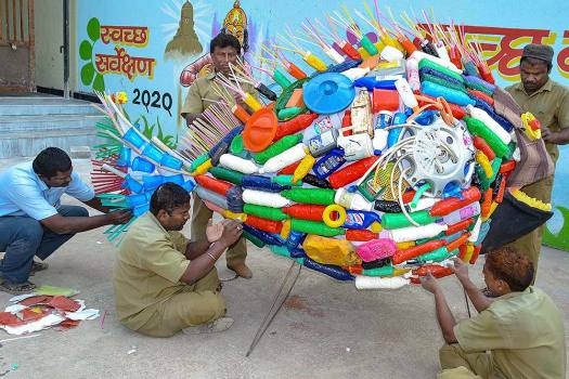 Why India Needs A Plastic Recycling Revolution