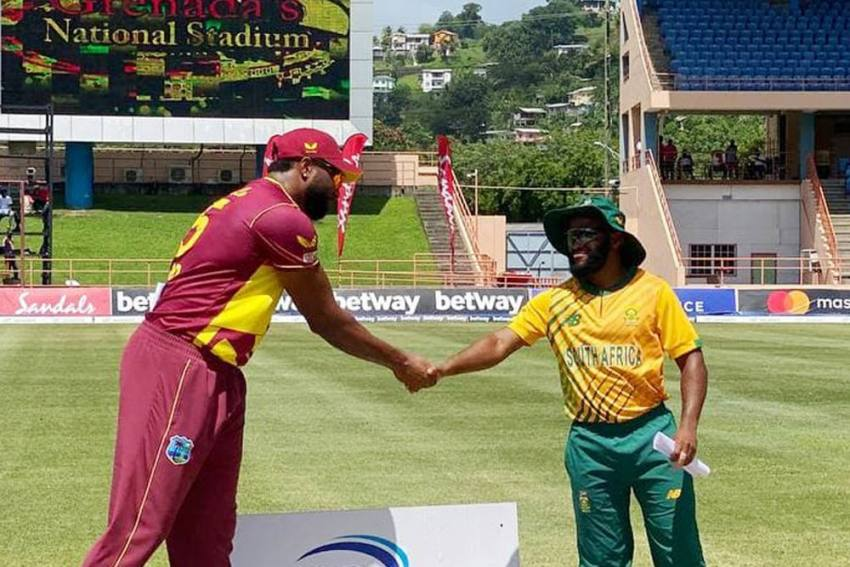 West Indies Vs South Africa, 5th ODI, Live Streaming: When And Where To Watch Series Deciding WI-SA Cricket Match