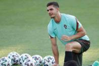 Leipzig Signs Portugal Forward Andre Silva From Frankfurt