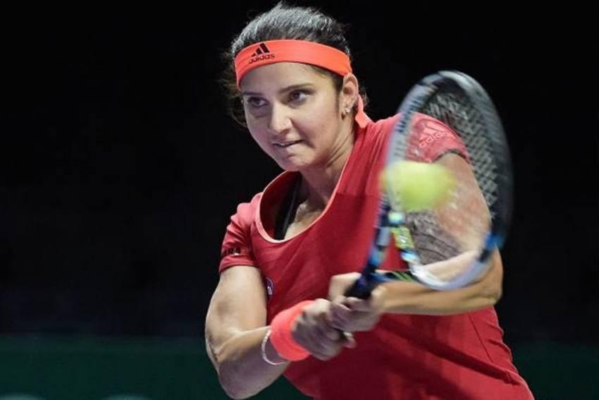 Wimbledon 2021: Sania Mirza, Bethanie Mattek-Sands Out Of Women's Doubles